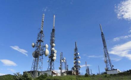 Installazione e manutenzione di ponti radio